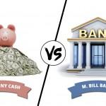 M. Cash & M. Bank : faut-il financer son investissement en cash ou à crédit ?