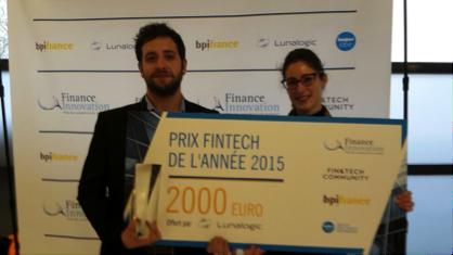 Prix Fintech 2015
