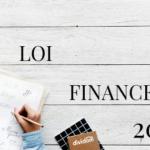 LES PRINCIPAUX CHANGEMENTS DE LA LOI FINANCE 2019 EN FAVEUR  DE L'IMMOBILIER