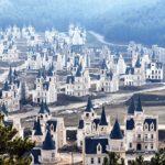 UNE VILLE FANTÔME : DES CENTAINES DE VILLAS TURQUES À L'ABANDON…